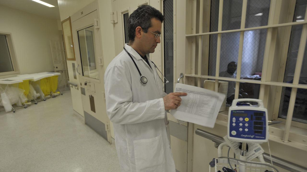 Revolutie medicala in penitenciare