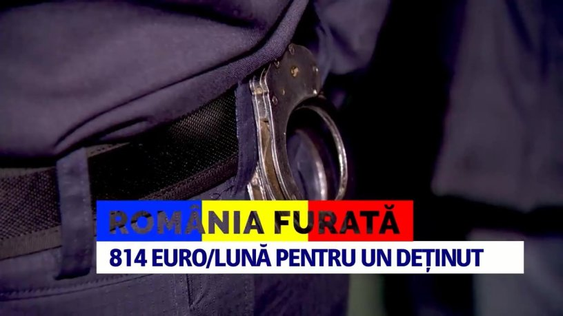 Romania dincolo de poarta puscariei