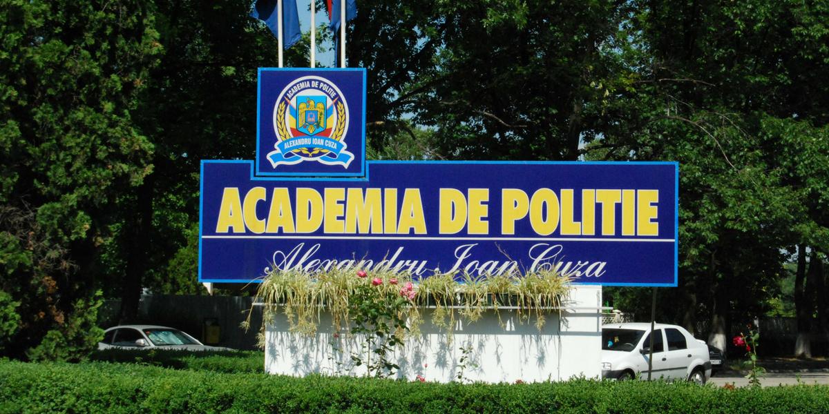 40 de locuri la Academia de Politie - arma penitenciare