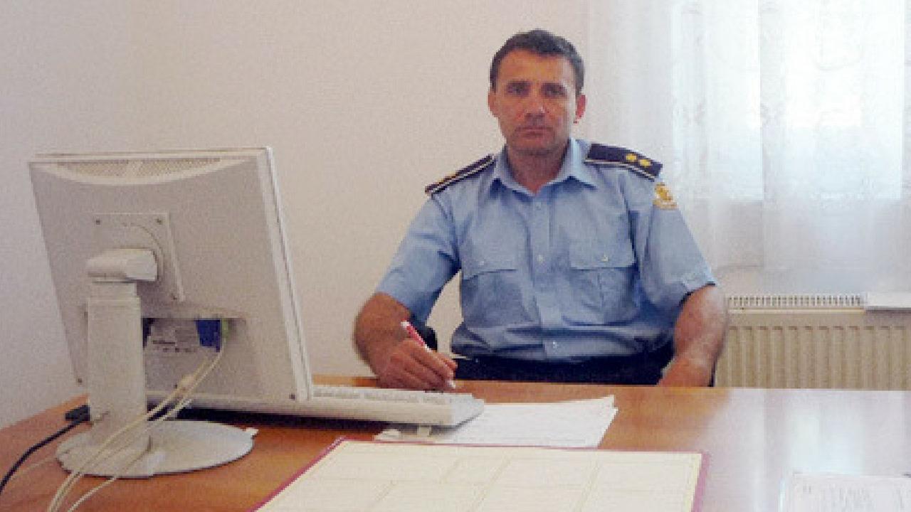 Directorul de carton al Penitenciarului Targu-Jiu in comisia de disciplina