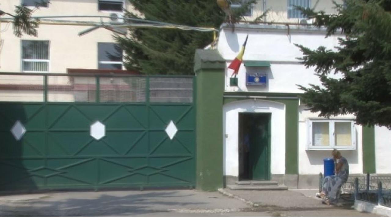 Ultraj la Penitenciarul Margineni