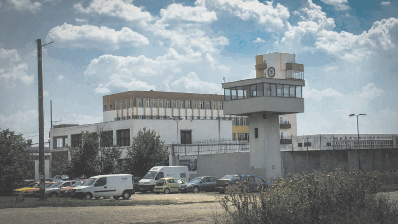 Ultraj la Penitenciarul Giurgiu