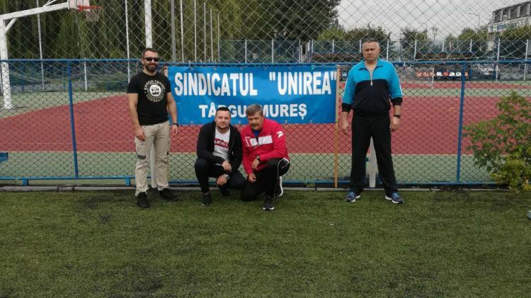 Fotbal|Solidaritatea Ploiesti - campioana FSANP
