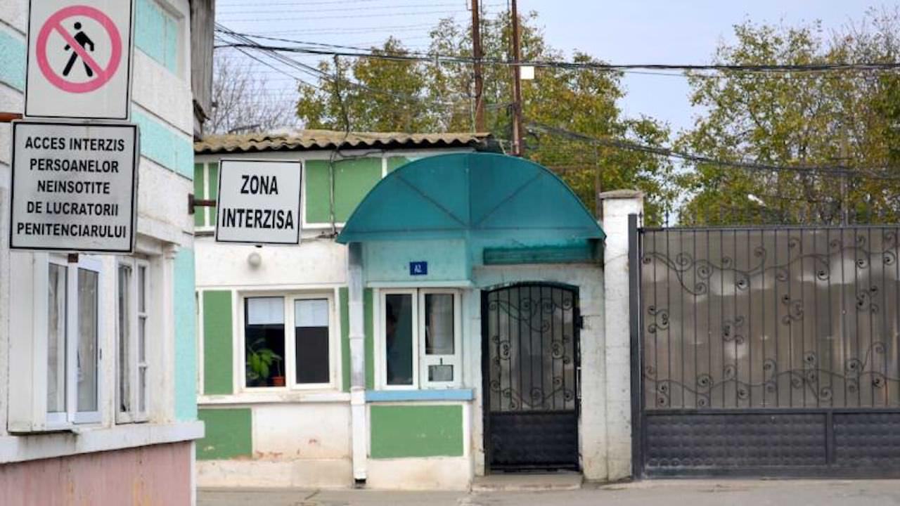 Control la Penitenciarul Poarta Alba