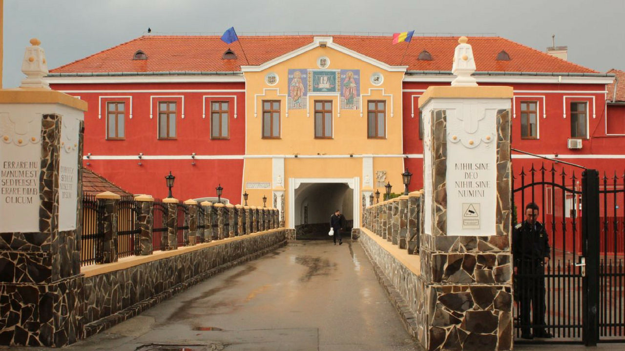 Ultraj la Penitenciarul Gherla