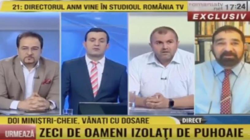 RomaniaTV | Propaganda pentru Tudorel Toader