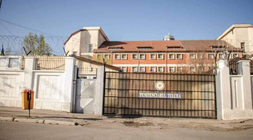 Ultraj la Penitenciarul Tulcea