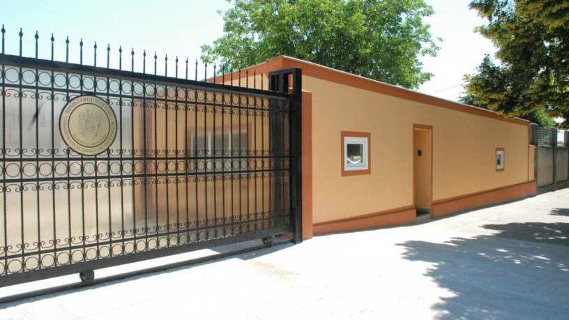 Ultraj la Penitenciarul Galati