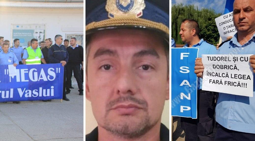 MASS-MEDIA | Proteste la Penitenciarele: Arad, Gaesti si Vaslui