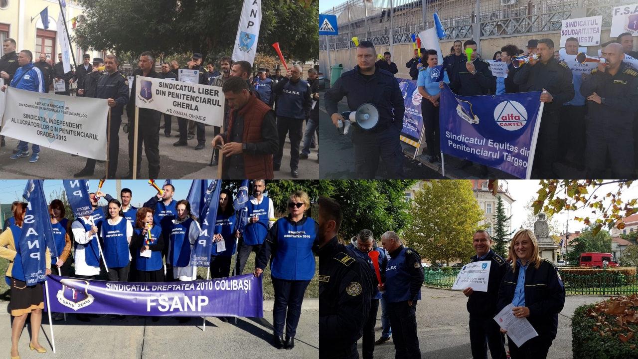 MASS-MEDIA | Proteste la Penitenciarele: Ploiesti, Spital Mioveni, Oradea