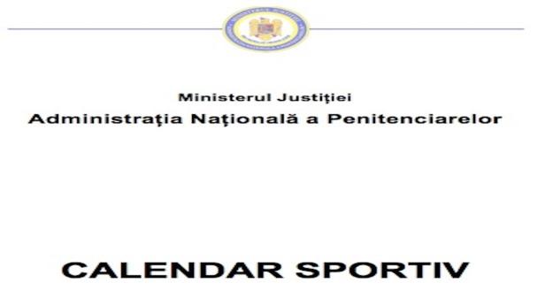 Calendarul sportiv promoveaza competitia intre unitati
