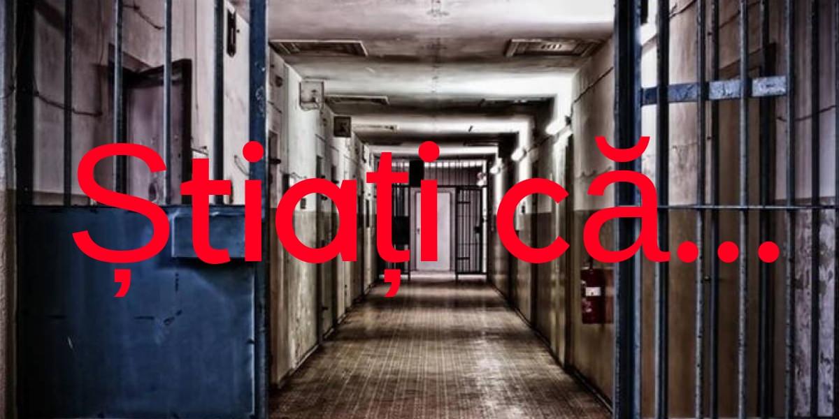 Stiati ca... 10 lucruri despre sistemul penitenciar