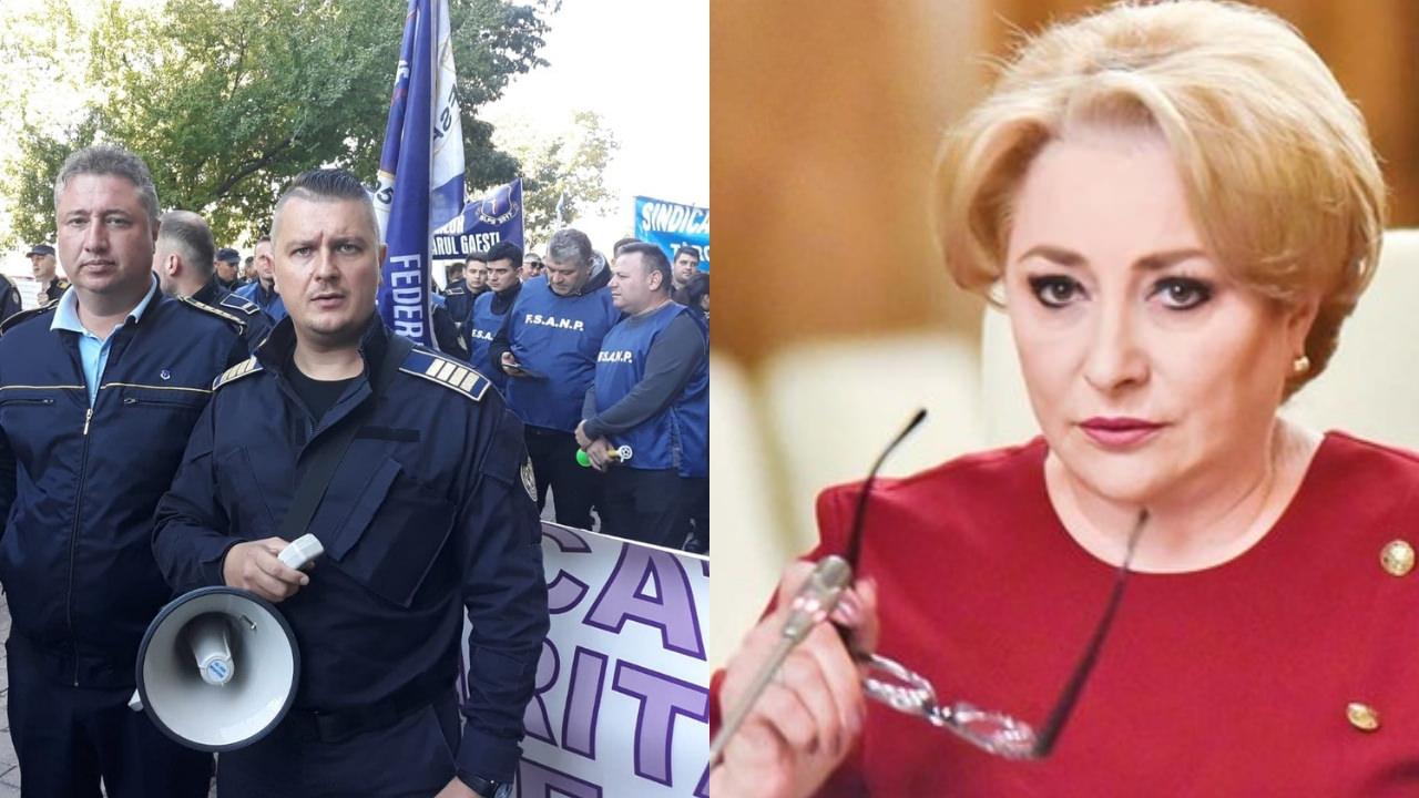 Grave probleme in penitenciare | FSANP solicita o intalnire cu prim-ministrul