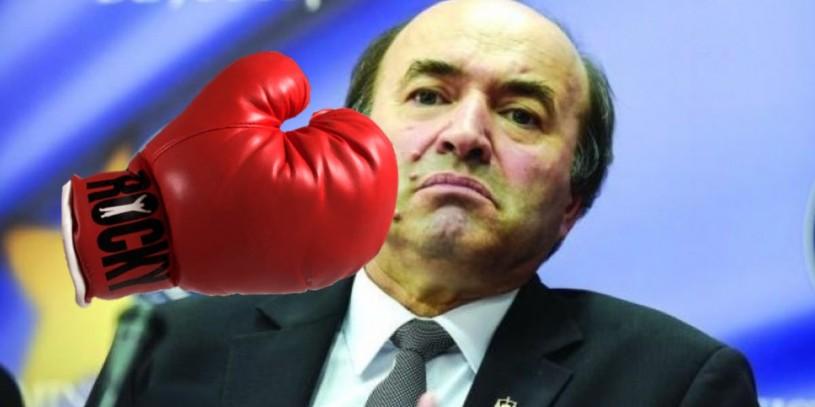 Toader invins de FSANP in instanta: ministrul a furat angajatii din penitenciare