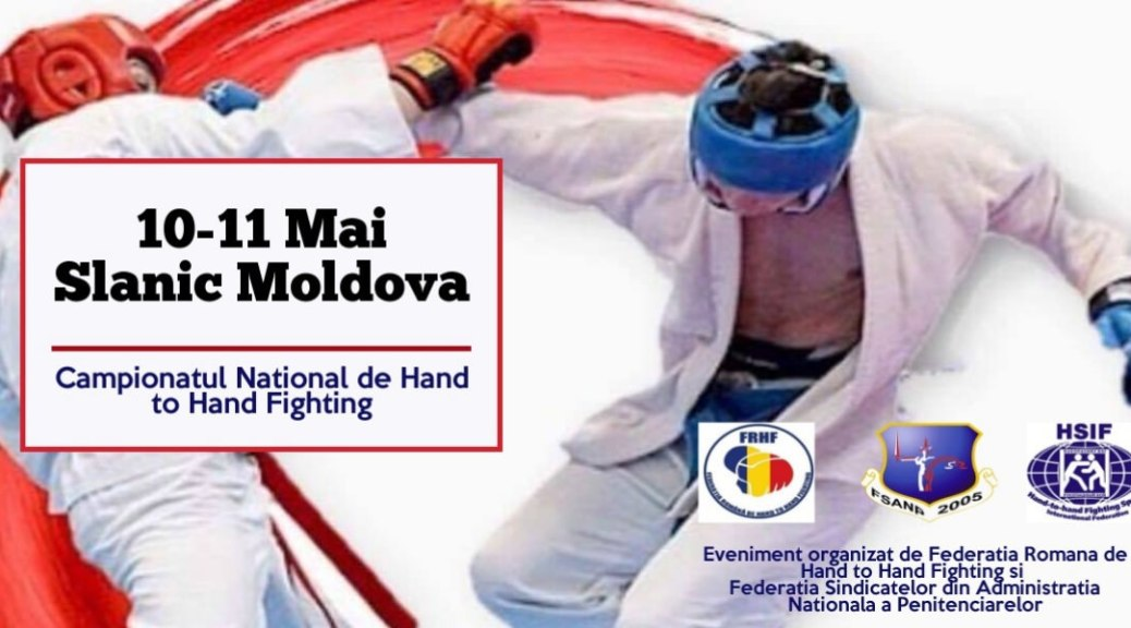 FSANP organizeaza campionatul Hand to Hand Fighting