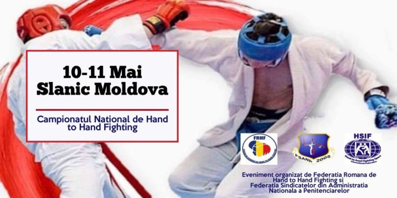 FSANP organizeaza campionatul Hand to Hand Fighting