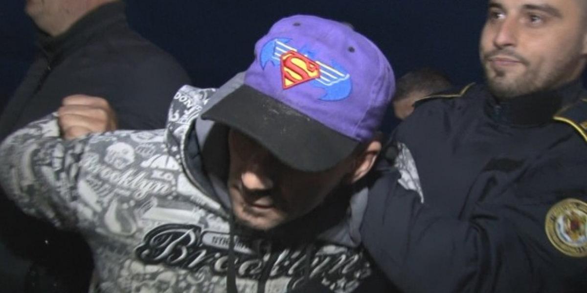 Detinutul evadat de la Penitenciarul Gaesti a fost prins