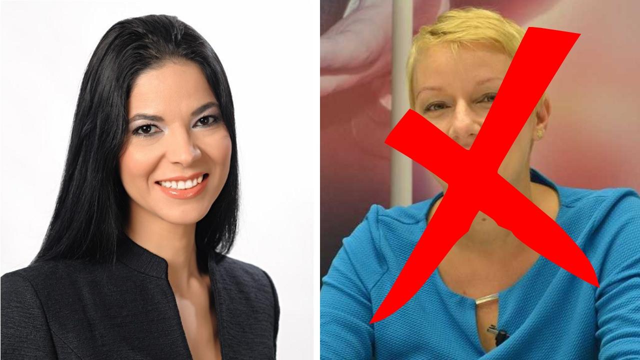 La loc comanda! Dana Girbovan respinsa pentru functia de Ministru al Justitiei.