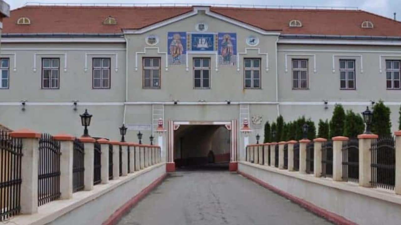 Tentativă de evadare ca în filemele hollywoodiene, la Penitenciarul Gherla